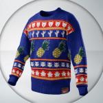 超下品なセーターデザインコンテストが面白かった