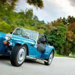 ケーターハム・スーパー7の軽なんて目じゃない!! 国産スーパースポーツ軽の子紫電が凄い