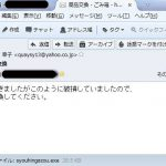 【緊急警報!!!】日本のネットショップを狙う、サイバー攻撃来てます!!!引っかかりそう!!!