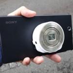 レンズスタイルカメラとXperia X Ultraを合体させるSONY純正ケースに小言を言う