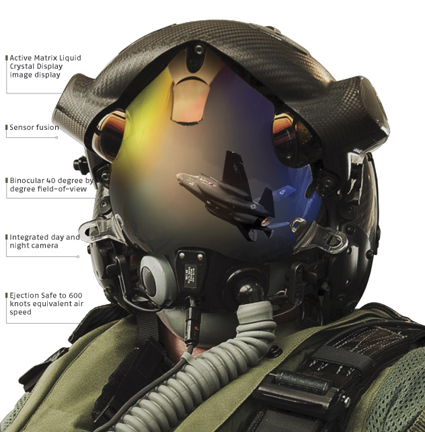 F-35_Helmet_Mounted_Display_System