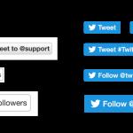 Twitterのソーシャルボタンにツイート数が出ないって騒いでる皆さまへ