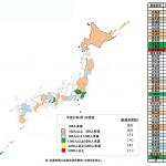保育所も利用する児童も増えているのに待機児童が増えているのはなぜか。そして沖縄の待機児童率が異常!
