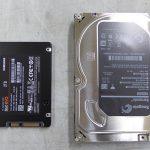 2013 iMacの1TBハードディスクを2TBのSSDに換装して貰ったら激速で買い換え不要になった