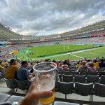 ラグビーワールドカップ「オーストラリア対ウェールズ」を観戦してきました