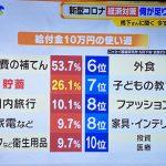 菅総理! 給付金5万円、総額で6兆円はバカバカ過ぎるので経済回すにはこうしてください